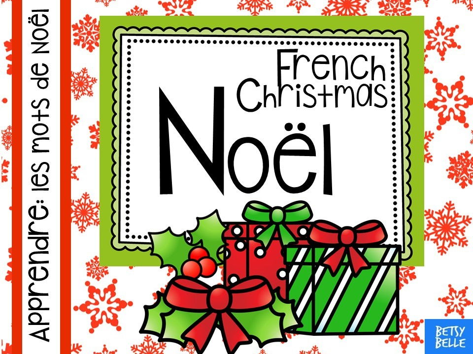 French Christmas Bundle