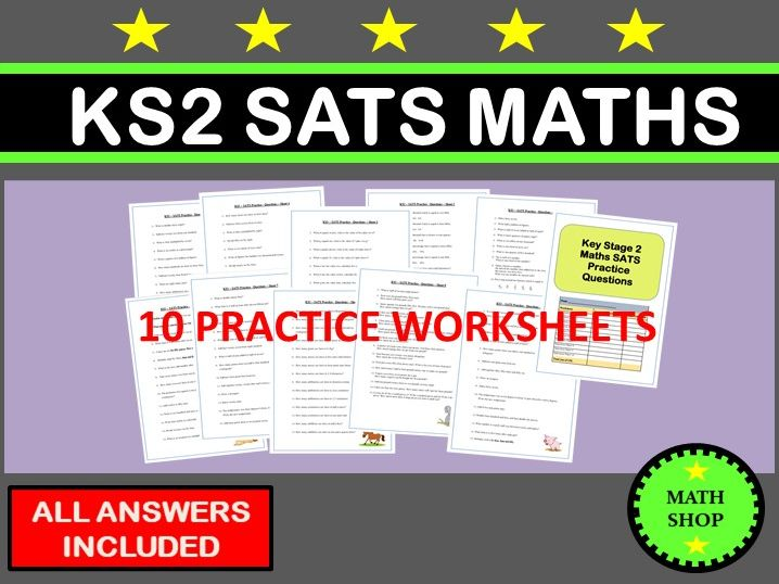 KS2 Maths SATS