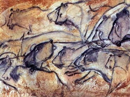 Stone Age Art Features Lesson