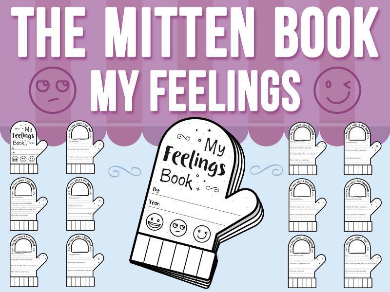 The Mitten Book - My Feelings