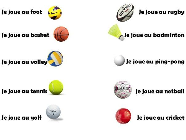 French Sports