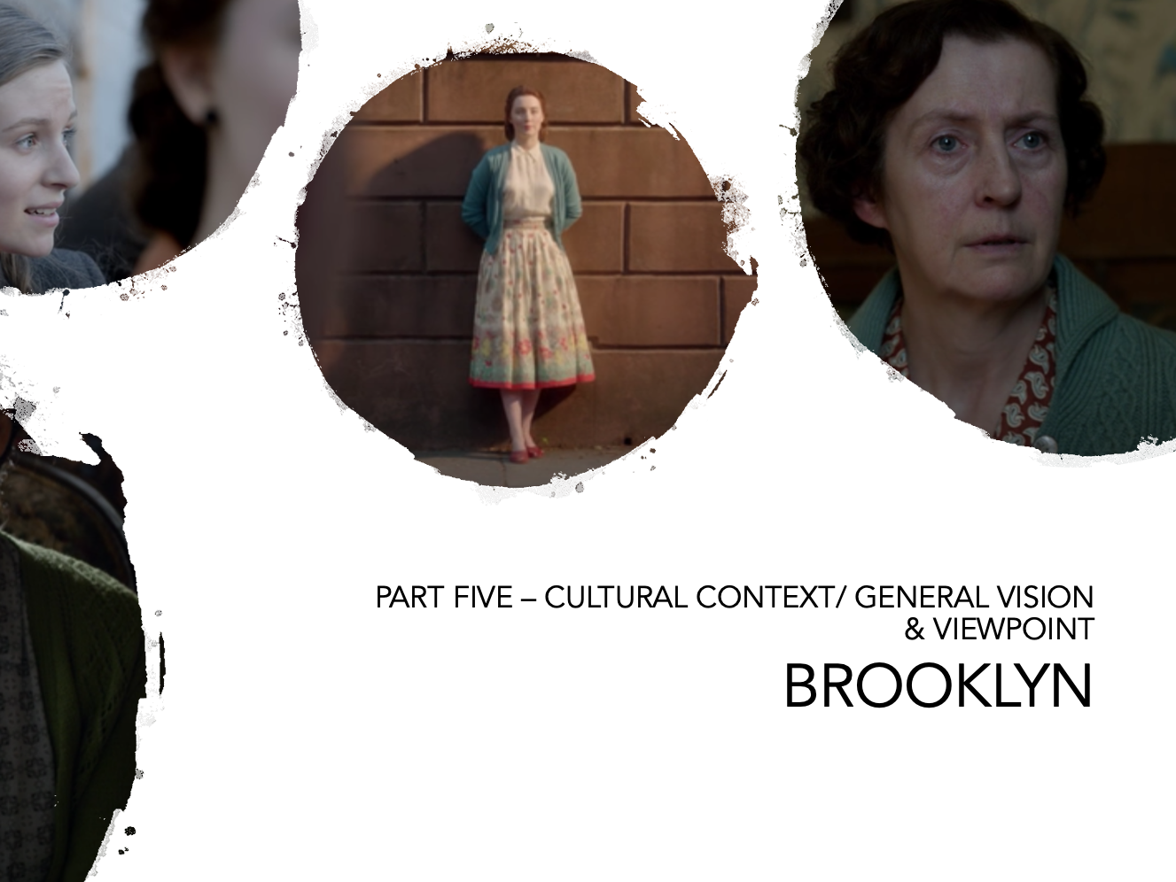 Brooklyn - LC English - The Comparative Study