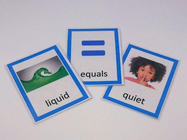 Q (/kw/) Articulation Cards
