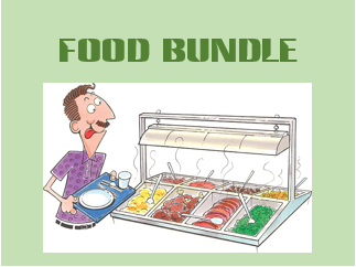 Comida (Food in Portuguese) Bundle