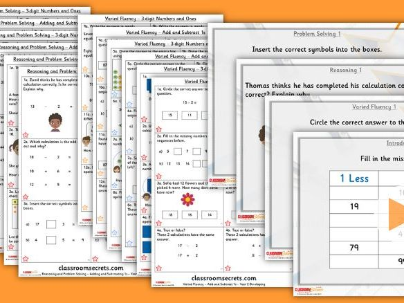 Year 2/3 Mixed Age Autumn Block 2 Step 4 Lesson Pack