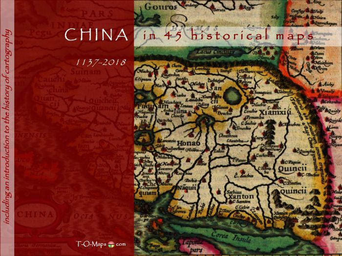 Historical e-atlas China