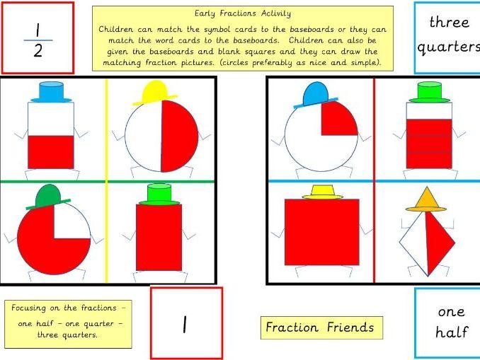 Fraction Friends
