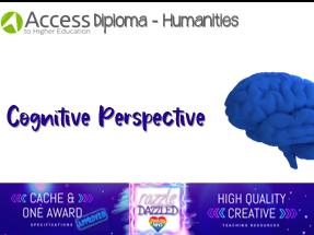 Psychology Perspectives - Cognitive Cognitivism