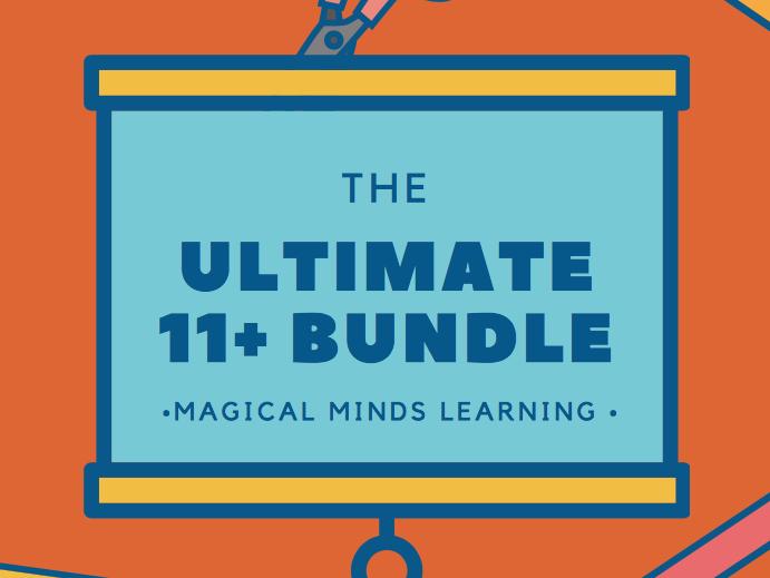 The Ultimate 11+ Bundle