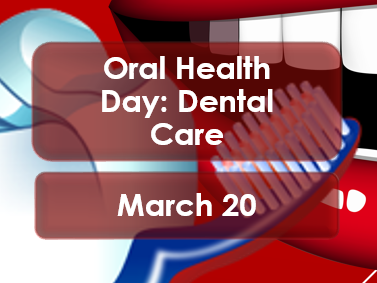 PSHE: Oral Health Day: Dental Care