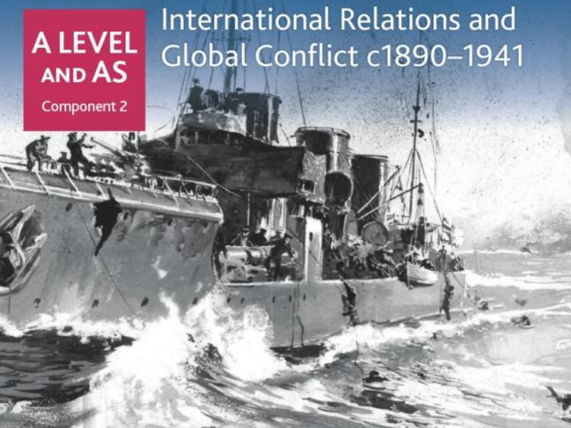 AQA History: International Relations and Global Conflict 1890-1941 Notes Set