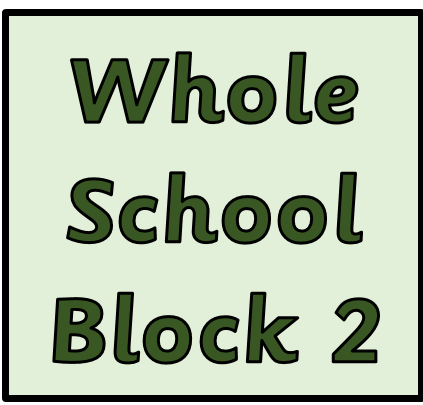 Whole School - Block 2 - Addition and Subtraction- Years 1 2 3 4 5 6