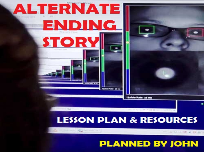 ALTERNATE ENDING STORY LESSON AND RESOURCES