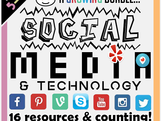 Social Media & Technology in the Classroom | Facebook Twitter Youtube