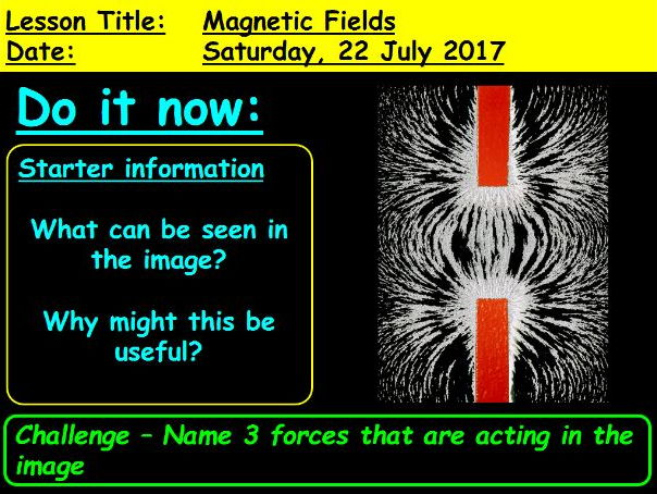 Magnetic Fields: GCSE 9-1 Physics