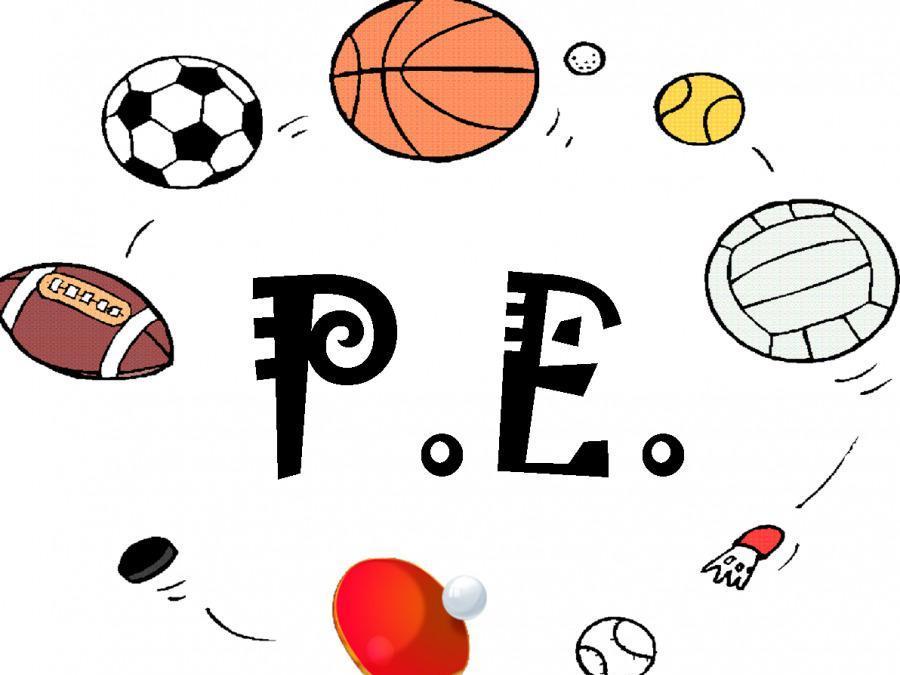 PE Lesson Outlines - NQT