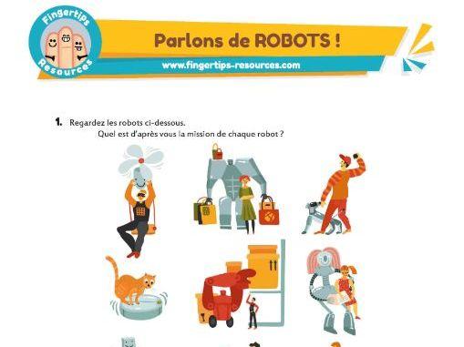 Parlons de ROBOTS !