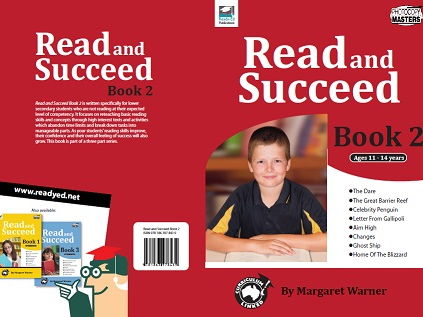 Read and Succeed Book 2 - For ages 11 – 14 years