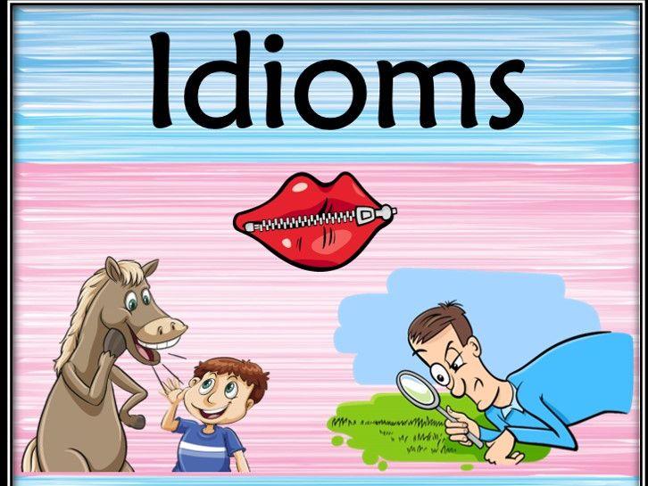Idioms bundle.