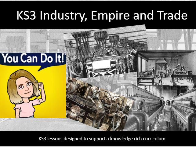 KS3 Industrial Revolution 4. Factory System