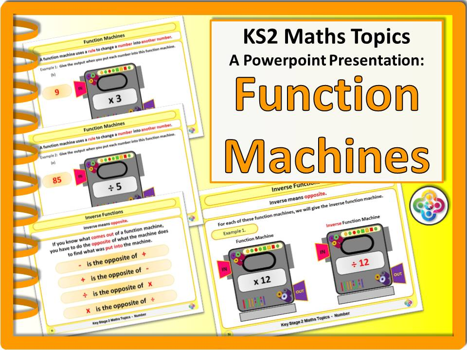 Function Machines KS2