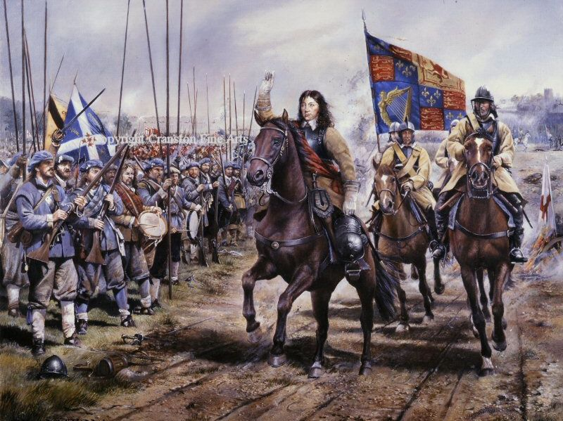 Causes of the English Civil War