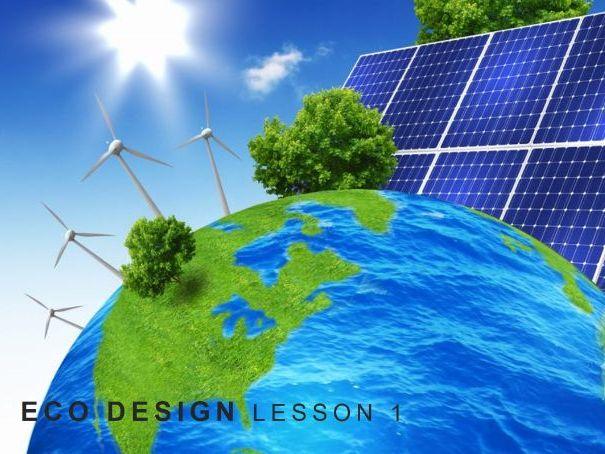 EcoDesign Challenge-Product Design/Tech
