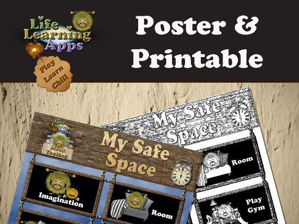 Poster: My Safe Place