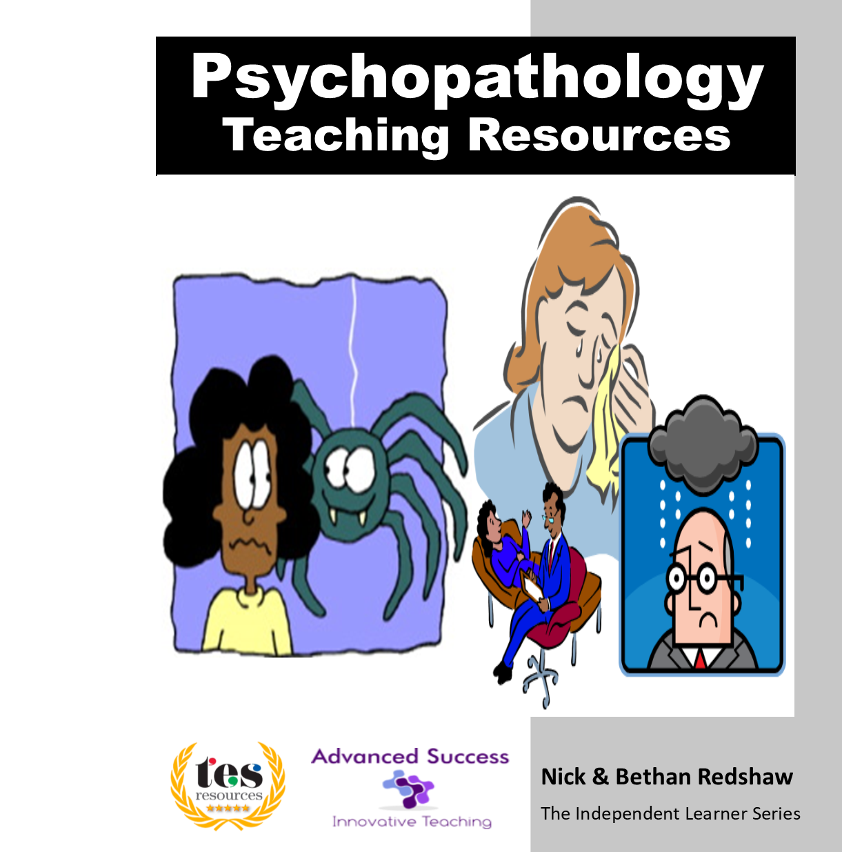 Paper 1  - PSYCHOPATHOLOGY - SPECIAL OFFER  (46% Off) Workbook, Lesson Plans and PowerPoint's Bundle