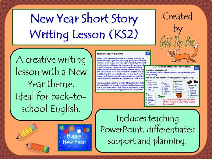 Story Writing Primary Resources