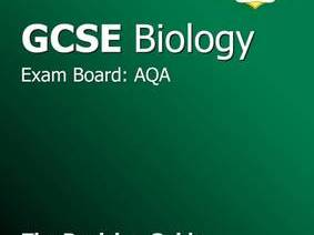 GCSE 9-1 AQA Biology Paper 1 + 2 COMPLETED Notes : 9/8/A* Standard
