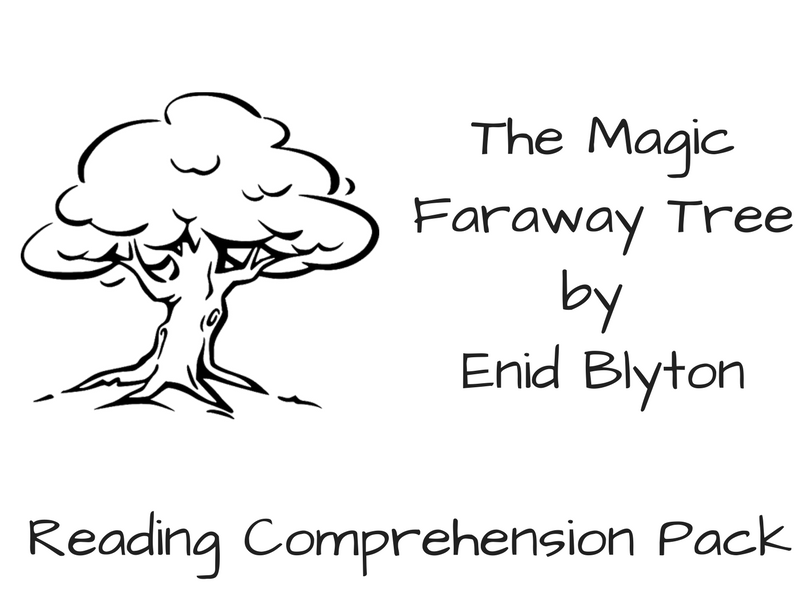 The Magic Faraway Tree - Reading Comprehension