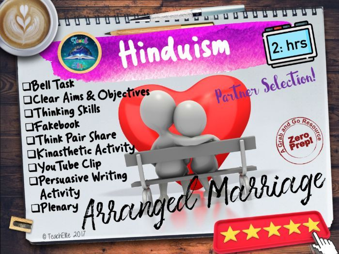 Hinduism - Arranged Marriages
