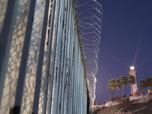 USA Mexico Migration