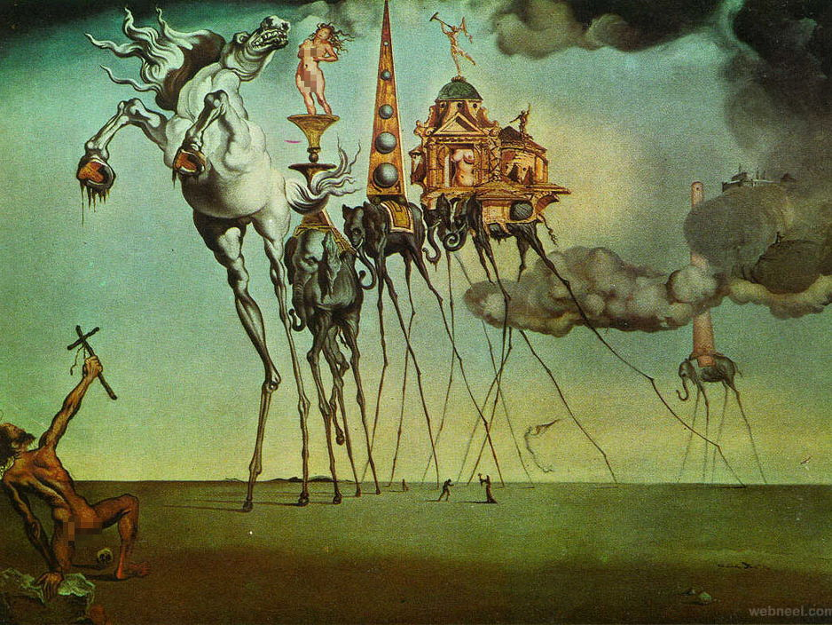 Salvador Dali Spanish