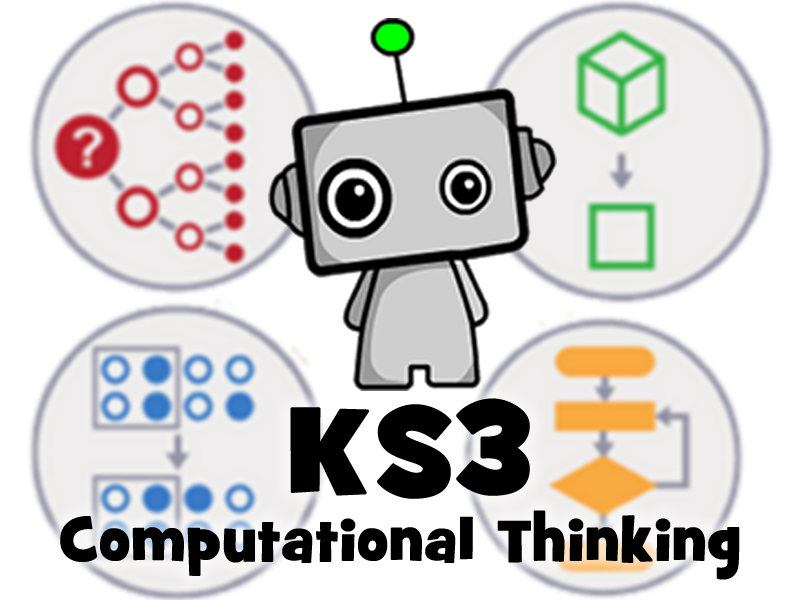 Computational Thinking for KS3