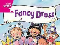 "Rigby Star Pink Level: ""Fancy Dress"" tasks"