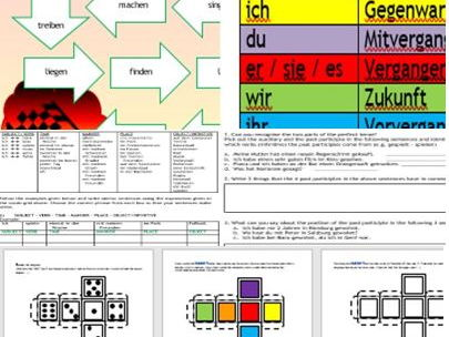 German bundle: Grammar explained and applied