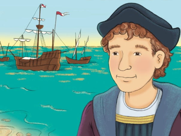 Christopher Columbus writing and speaking activities