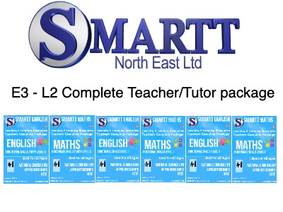 Maths & English Complete Teacher/Tutor Package **(Special Offer)**