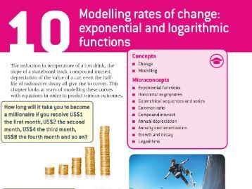 IB Maths: Applications and Interpretation SL - Exponential and Logarithmic Functions
