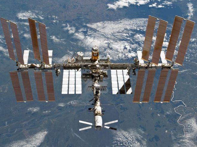 Ce qu'on ne sait pas toujours au sujet de l'ISS