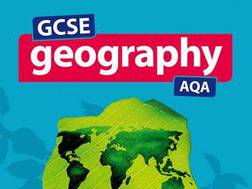 GCSE AQA Geography - Ice on the Land Revision notes