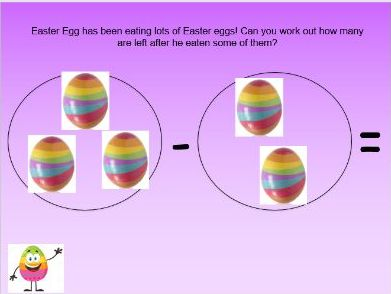Easter Problem Solving Powerpoint