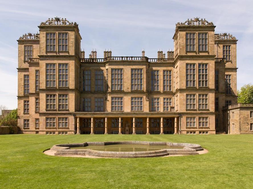 Elizabethan Houses: Hardwick Hall