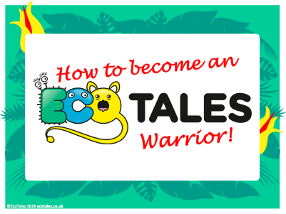 EcoTales Warrior Project : Write a short story or design a character to help save nature!