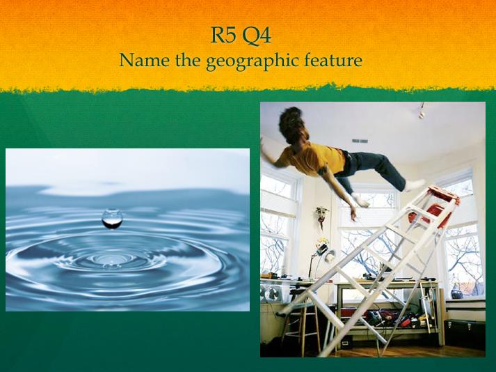 KS3 Geography: general knowledge quiz