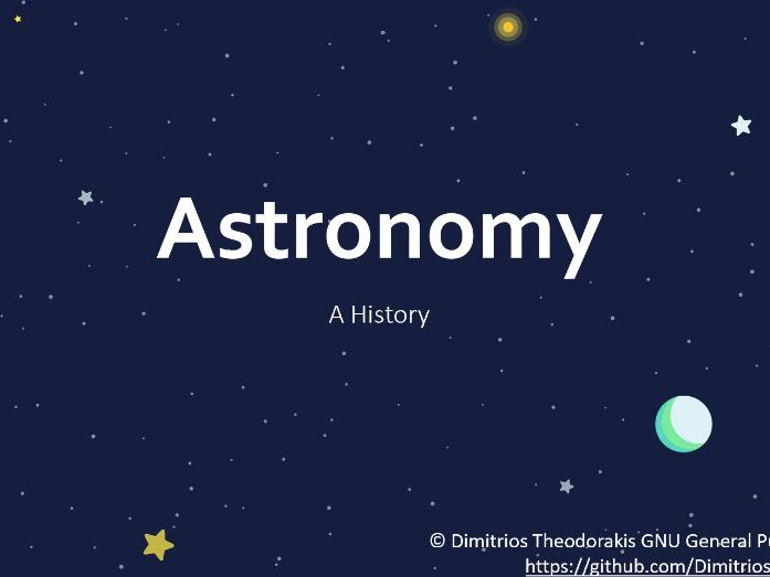 BTEC Unit 16 Astronomy and Space PPTs