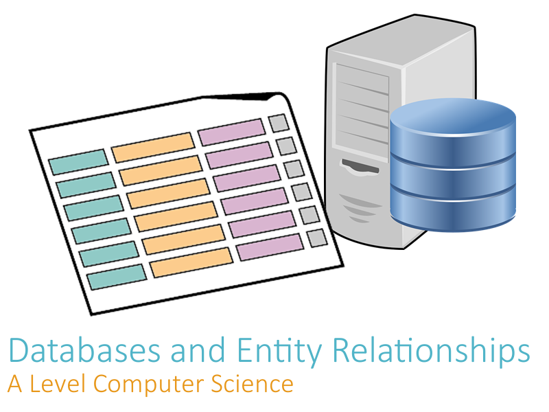 Databases and Entity Relationships - Teacher Presentations