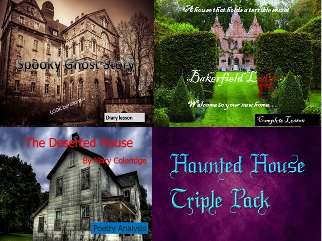 The Haunted House Triple Pack 2